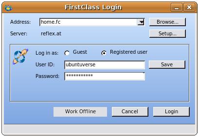 firstclass client